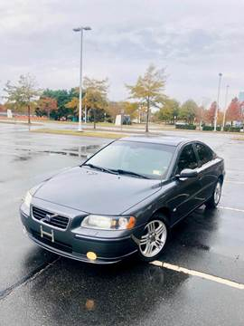 2006 Volvo S60 for sale at Supreme Auto Sales in Chesapeake VA