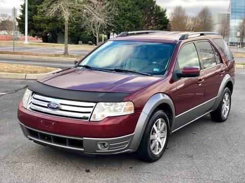 2008 Ford Taurus X for sale at Supreme Auto Sales in Chesapeake VA