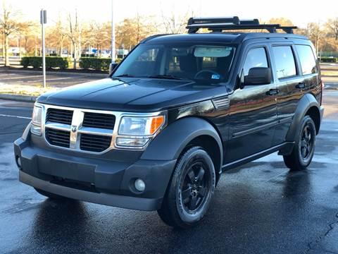 2007 Dodge Nitro for sale at Supreme Auto Sales in Chesapeake VA