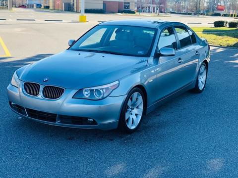 2007 BMW 5 Series for sale at Supreme Auto Sales in Chesapeake VA