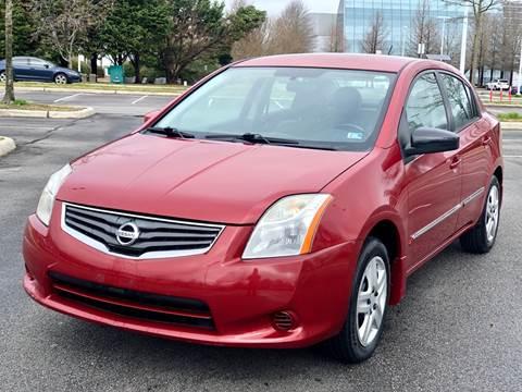2010 Nissan Sentra for sale at Supreme Auto Sales in Chesapeake VA