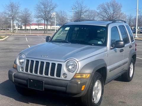 2007 Jeep Liberty for sale at Supreme Auto Sales in Chesapeake VA