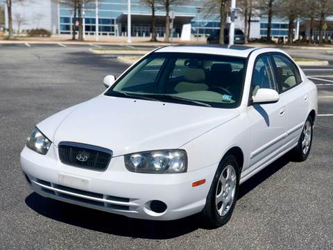2003 Hyundai Elantra for sale at Supreme Auto Sales in Chesapeake VA