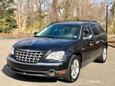 2007 Chrysler Pacifica for sale at Supreme Auto Sales in Chesapeake VA
