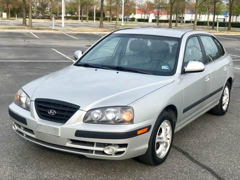 2006 Hyundai Elantra for sale at Supreme Auto Sales in Chesapeake VA