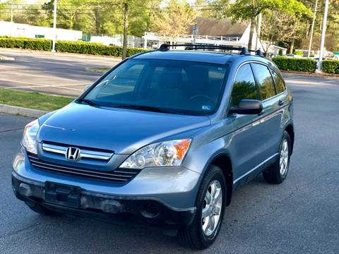 2007 Honda CR-V for sale at Supreme Auto Sales in Chesapeake VA