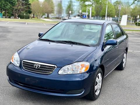 2006 Toyota Corolla for sale at Supreme Auto Sales in Chesapeake VA