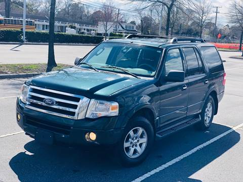 2009 Ford Expedition for sale at Supreme Auto Sales in Chesapeake VA