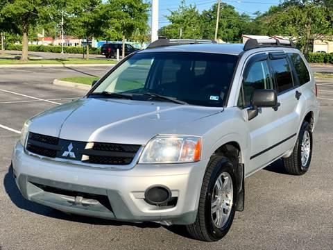 2006 Mitsubishi Endeavor for sale at Supreme Auto Sales in Chesapeake VA