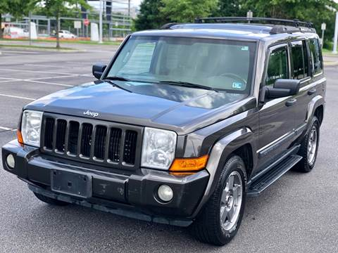 2006 Jeep Commander for sale in Virginia Beach, VA