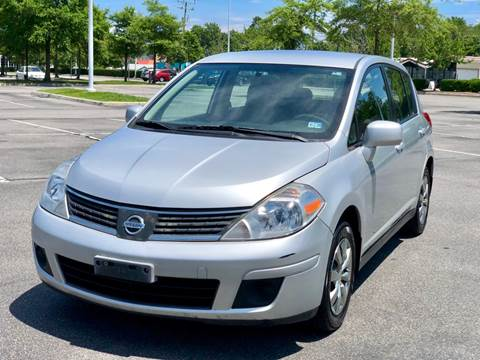 2009 Nissan Versa for sale at Supreme Auto Sales in Chesapeake VA