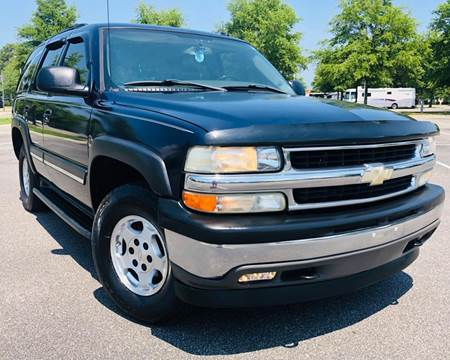 2005 Chevrolet Tahoe for sale at Supreme Auto Sales in Chesapeake VA