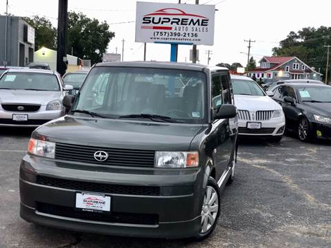 2005 Scion xB for sale in Chesapeake, VA