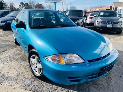 2000 Chevrolet Cavalier for sale in Chesapeake, VA