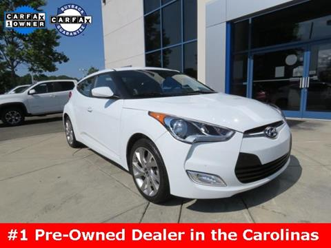Delightful 2017 Hyundai Veloster For Sale In Fort Mill, SC