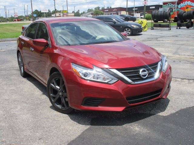 2016 Nissan Altima For Sale At Auto Express In Fayetteville NC