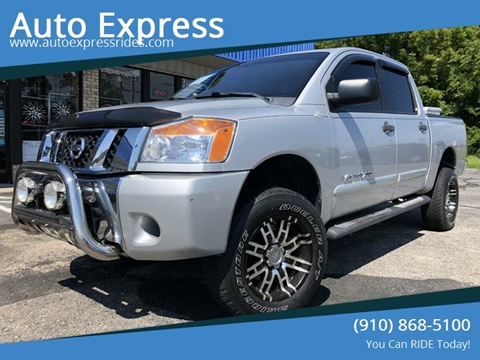 2013 Nissan Titan For Sale In Fayetteville, NC