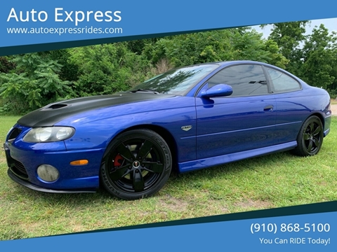 2006 Pontiac GTO for sale in Fayetteville, NC