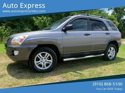 Auto Express Kia >> Kia For Sale In Fayetteville Nc Auto Express