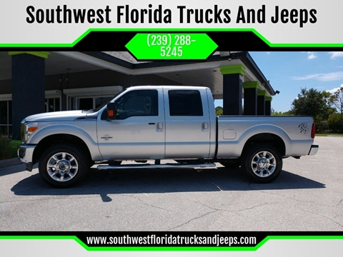 2015 Ford F-250 Super Duty for sale in Fort Myers, FL