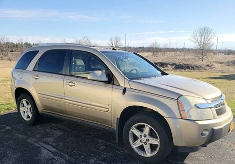 2006 Chevrolet Equinox for sale at Alex Bay Rental Car and Truck Sales in Alexandria Bay NY