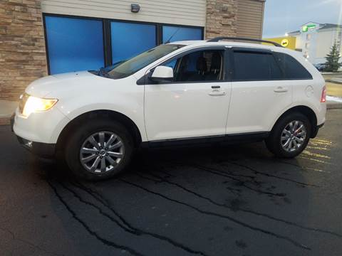 Ford Edge For Sale At Alex Bay Rental Car And Truck Sales In Alexandria Bay