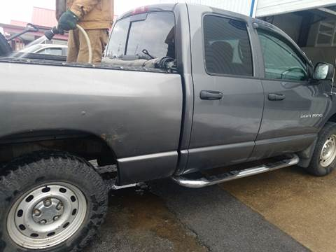 2003 Dodge Ram Pickup 1500 for sale at Alex Bay Rental Car and Truck Sales in Alexandria Bay NY