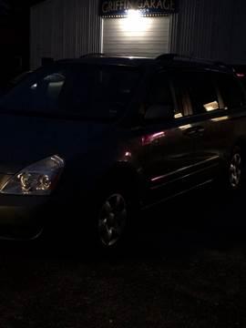 2009 Kia Sedona for sale at Alex Bay Rental Car and Truck Sales in Alexandria Bay NY