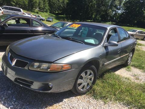 2004 Pontiac Bonneville for sale in New Salisbury, IN
