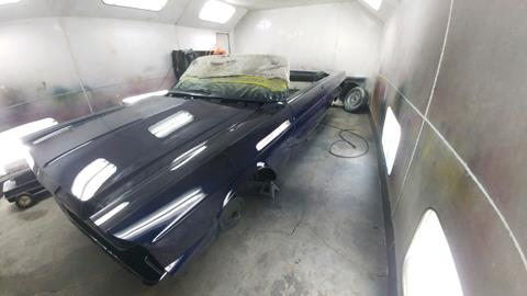 1965 Ford Galaxie for sale in New Salisbury, IN