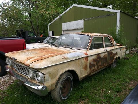 1962 Ford Fairlane for sale in New Salisbury, IN