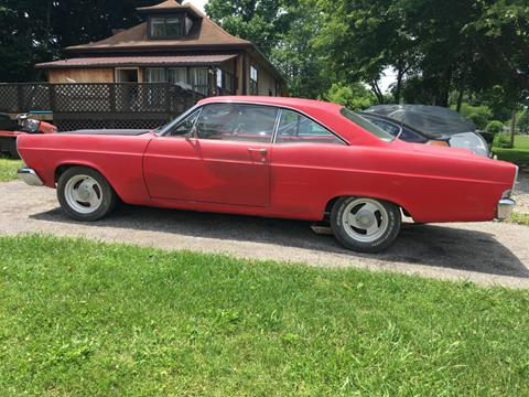 1966 Ford Fairlane for sale in New Salisbury, IN