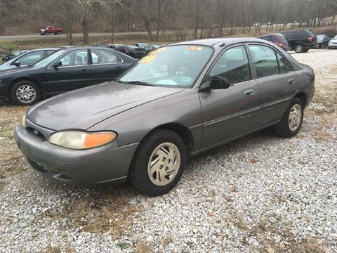 1998 Ford Escort for sale in New Salisbury, IN