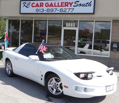 2001 Pontiac Firebird for sale in Overland Park, KS