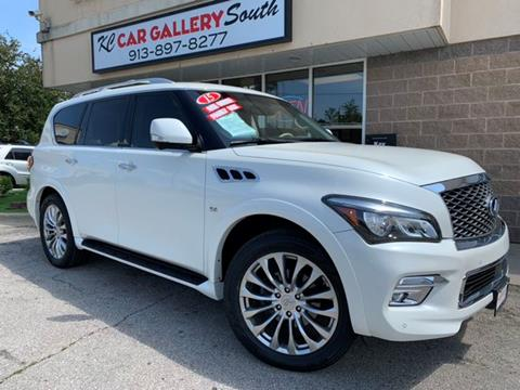 Qx80 For Sale >> Used Infiniti Qx80 For Sale Carsforsale Com