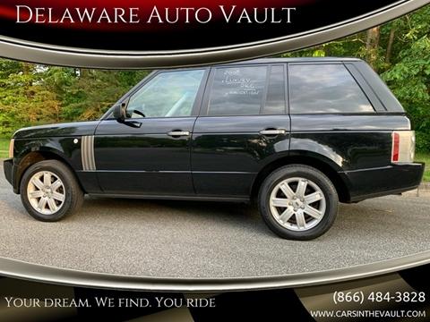 2008 Land Rover Range Rover for sale in Harrington, DE