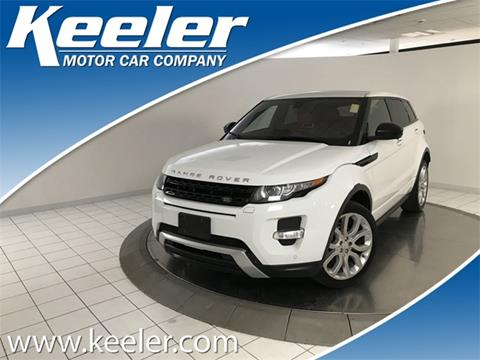 2015 Land Rover Range Rover Evoque for sale in Latham, NY