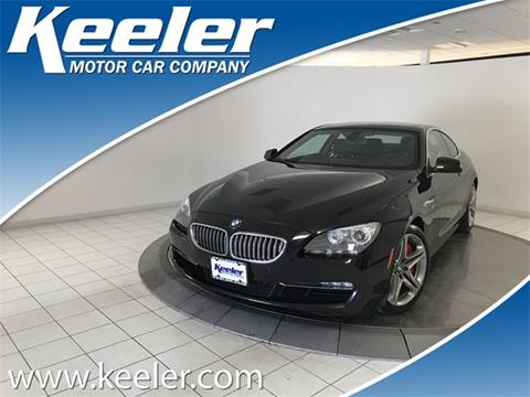 2012 BMW 6 Series for sale in Latham, NY