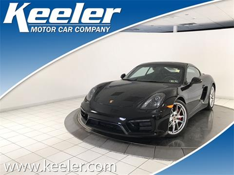 2015 Porsche Cayman for sale in Latham, NY