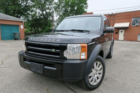 2006 Land Rover LR3 for sale in Columbus, OH