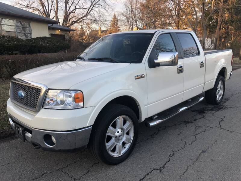 2008 Ford F-150 for sale at Urban Motors llc. in Columbus OH