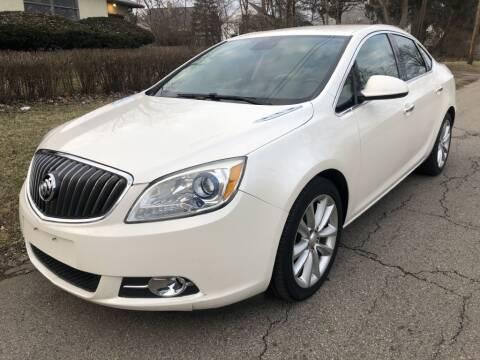 2013 Buick Verano for sale at Urban Motors llc. in Columbus OH