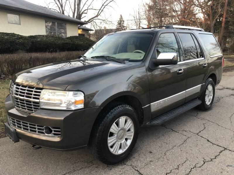 2008 Lincoln Navigator for sale at Urban Motors llc. in Columbus OH
