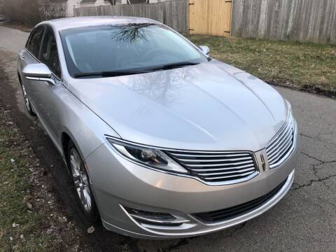 2014 Lincoln MKZ for sale at Urban Motors llc. in Columbus OH