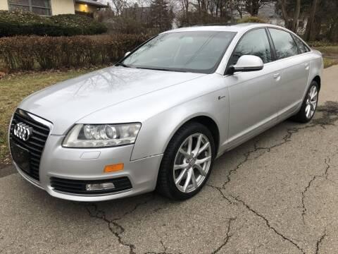 2010 Audi A6 for sale at Urban Motors llc. in Columbus OH