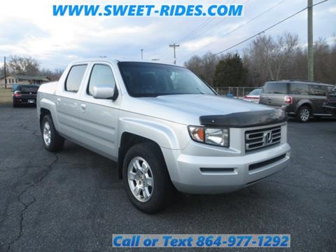 2008 Honda Ridgeline for sale in Greer, SC