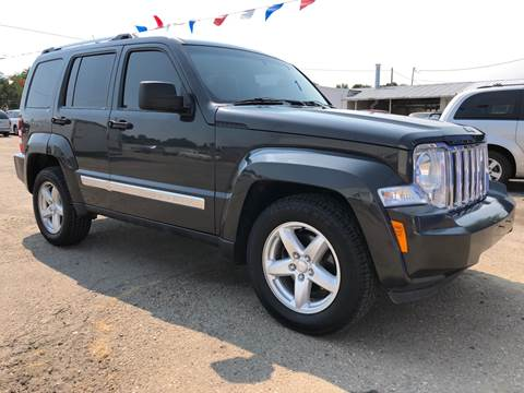 2011 Jeep Liberty for sale in Garden City, ID