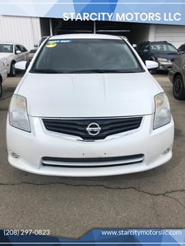2012 Nissan Sentra for sale in Garden City, ID