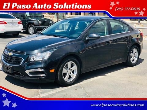 El Paso Auto Solutions - El Paso TX
