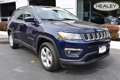 2018 Jeep Compass for sale in Beacon, NY